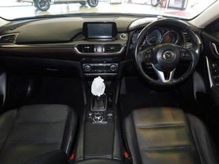 2016 Mazda 6 GJ Series 2 Touring Grey Sports Automatic