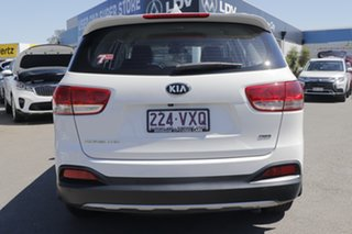2015 Kia Sorento UM MY15 Si AWD Clear White 6 Speed Sports Automatic Wagon