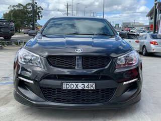 2016 Holden Special Vehicles ClubSport Gen-F2 MY16 R8 LSA Black 6 Speed Manual Sedan
