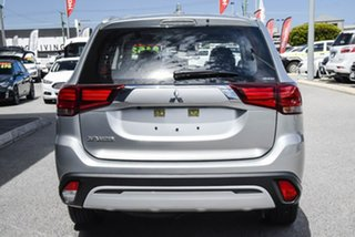 2020 Mitsubishi Outlander ZL MY20 ES AWD Silver 6 Speed Constant Variable Wagon