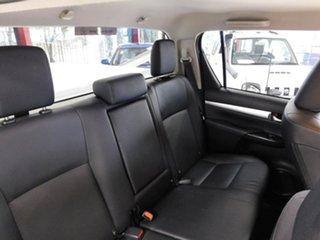 2015 Toyota Hilux GUN126R SR5 White Sports Automatic