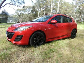 Mazda 3 MAXX SPORT Red Automatic Hatchback