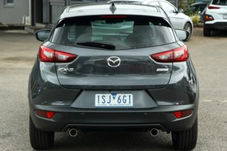 2018 Mazda CX-3 DK2W76 Akari SKYACTIV-MT Grey 6 Speed Manual Wagon