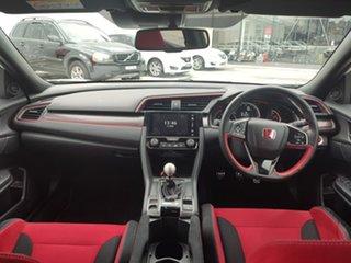 2017 Honda Civic 10th Gen MY17 Type R White 6 Speed Manual Hatchback