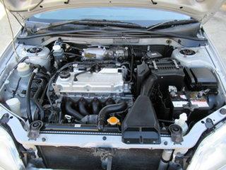 2003 Mitsubishi Lancer CG ES Silver 5 Speed Manual Sedan