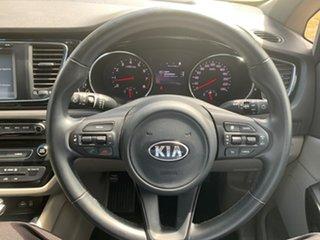 2018 Kia Carnival YP MY18 SLi White 6 Speed Sports Automatic Wagon
