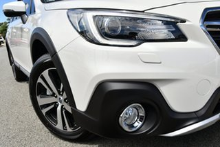 2020 Subaru Outback B6A MY20 3.6R CVT AWD Crystal White 6 Speed Constant Variable Wagon.