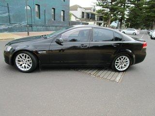 2008 Holden Commodore VE MY09 Omega 60th Anniversary Black 4 Speed Automatic Sedan