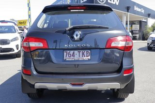 2013 Renault Koleos H45 Phase II Expression Mars Grey 1 Speed Constant Variable Wagon