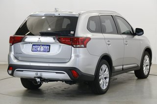2019 Mitsubishi Outlander ZL MY19 ES AWD Sterling Silver 6 Speed Constant Variable Wagon