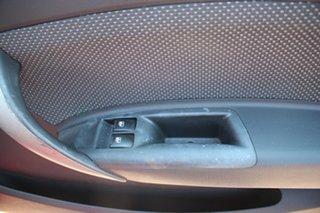 2010 Holden Barina TK MY10 Red Mica 5 Speed Manual Hatchback