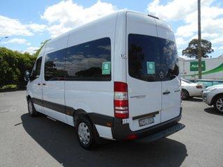 2015 Mercedes-Benz Sprinter 906 MY14 Transfer White 7 Speed Automatic Bus.