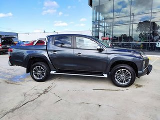 2018 Mitsubishi Triton MR MY19 GLS Double Cab Premium Grey 6 Speed Sports Automatic Utility.