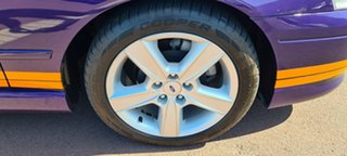 2004 Ford Falcon BA XR6 Purple 4 Speed Sports Automatic Sedan