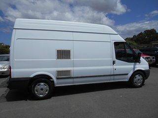 2013 Ford Transit VM MY12 Update High (LWB) White 6 Speed Manual Van