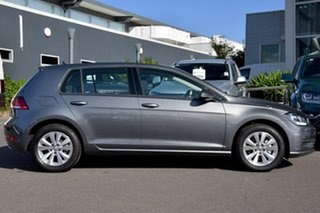 2020 Volkswagen Golf 7.5 MY20 110TSI DSG Trendline Grey 7 Speed Sports Automatic Dual Clutch.