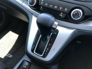 2012 Honda CR-V RM VTi Black 5 Speed Automatic Wagon