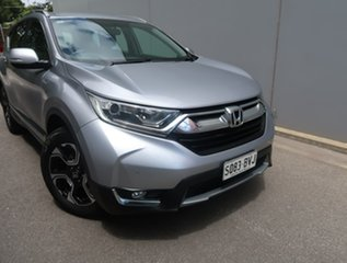 2018 Honda CR-V RW MY18 VTi-S 4WD Silver 1 Speed Constant Variable Wagon