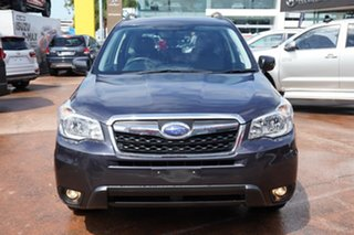 2015 Subaru Forester MY14 2.5I-L Grey Continuous Variable Wagon