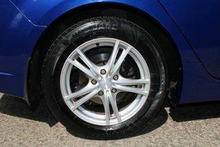 2008 Mazda 6 GH Limited Blue 5 Speed Auto Activematic Sedan
