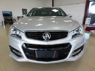 2015 Holden Commodore VF MY15 SS V Sportwagon Redline Silver 6 Speed Sports Automatic Wagon