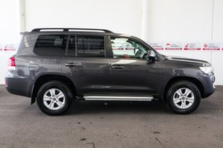 2018 Toyota Landcruiser VDJ200R MY16 GXL (4x4) Graphite 6 Speed Automatic Wagon