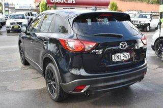 2016 Mazda CX-5 KE1032 Maxx SKYACTIV-Drive AWD Sport Black 6 Speed Sports Automatic Wagon.