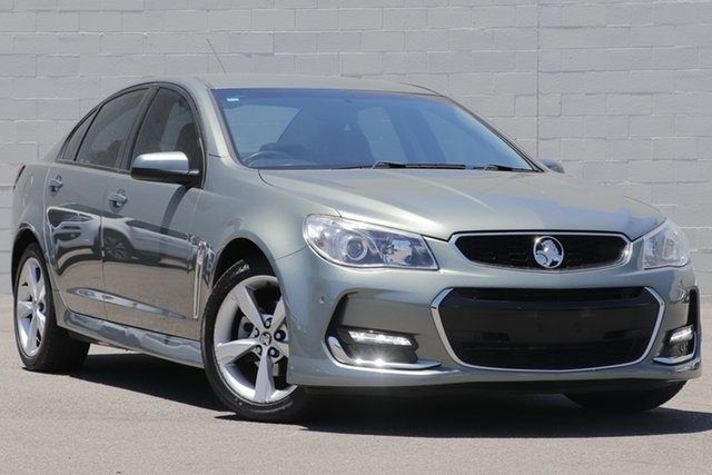 Used Holden Commodore VF II MY16 SV6 Windsor, 2016 Holden Commodore VF II MY16 SV6 Grey 6 Speed Sports Automatic Sedan