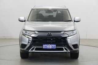 2019 Mitsubishi Outlander ZL MY19 ES AWD Sterling Silver 6 Speed Constant Variable Wagon.