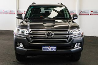 2018 Toyota Landcruiser VDJ200R MY16 GXL (4x4) Graphite 6 Speed Automatic Wagon.