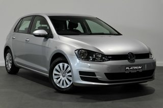 2016 Volkswagen Golf VII MY16 92TSI DSG Silver 7 Speed Sports Automatic Dual Clutch Hatchback.
