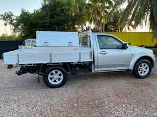 2013 Great Wall V240 K2 MY13 4x2 Silver 5 Speed Manual Cab Chassis