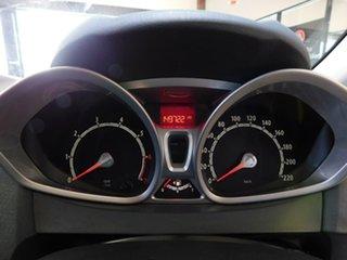 2009 Ford Fiesta WS Zetec Green 5 Speed Manual Hatchback