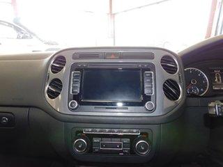 2014 Volkswagen Tiguan 5N 130TDI Silver Sports Automatic Dual Clutch