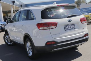 2015 Kia Sorento UM MY15 Si AWD Clear White 6 Speed Sports Automatic Wagon.