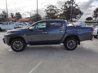 2018 Mitsubishi Triton MR MY19 GLS Double Cab Premium Grey 6 Speed Sports Automatic Utility