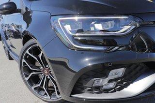 2018 Renault Megane BFB R.S. 280 EDC Diamond Black/matching 6 Speed Sports Automatic Dual Clutch.