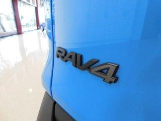 2019 Toyota RAV4 Axaa54R Edge AWD Blue 8 Speed Sports Automatic Wagon