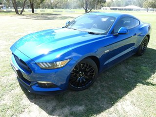 Ford Mustang GT Blue 6 Speed Automatic Coupe