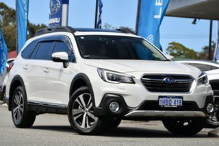2020 Subaru Outback B6A MY20 3.6R CVT AWD Crystal White 6 Speed Constant Variable Wagon