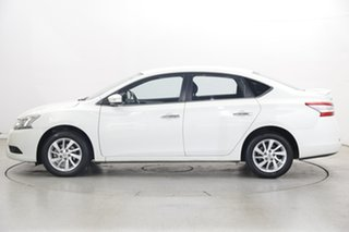 2014 Nissan Pulsar B17 ST-L Pearl White 1 Speed Constant Variable Sedan.