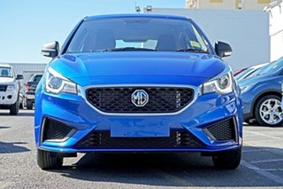 2020 MG MG3 SZP1 MY20 Blue 4 Speed Automatic Hatchback.
