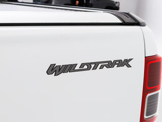 2018 Ford Ranger PX MkIII MY19 Wildtrak 3.2 (4x4) White 6 Speed Automatic Dual Cab Pick-up