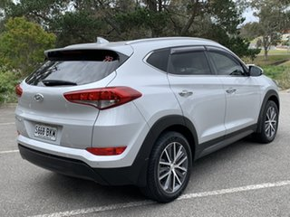 2016 Hyundai Tucson TLE Elite 2WD Silver 6 Speed Sports Automatic Wagon