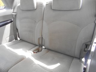 2004 Mitsubishi Grandis BA Silver 4 Speed Automatic Wagon