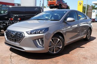 2019 Hyundai Ioniq AE.3 MY20 Plug-IN Hybrid Premium Grey 6 Speed Auto Dual Clutch Hatchback.