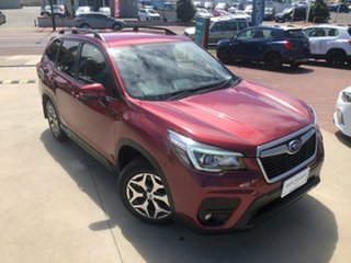 2019 Subaru Forester S5 MY19 2.5i CVT AWD Red 7 Speed Constant Variable Wagon