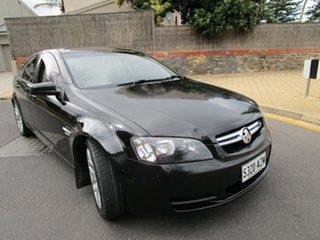 2008 Holden Commodore VE MY09 Omega 60th Anniversary Black 4 Speed Automatic Sedan.