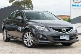 2012 Mazda 6 GH1052 MY12 Touring 46g 5 Speed Sports Automatic Hatchback.