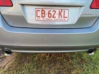 2010 Subaru Liberty B5 MY11 2.5i AWD 6 Speed Manual Sedan